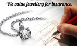 We do valuations for insurance in house.