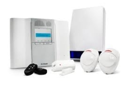 Visonic grade 2 wireless  Alarm