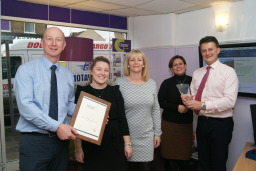 Copes staff lettings award