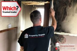 Fire Damage Restoration Specialists.  Edinburgh.