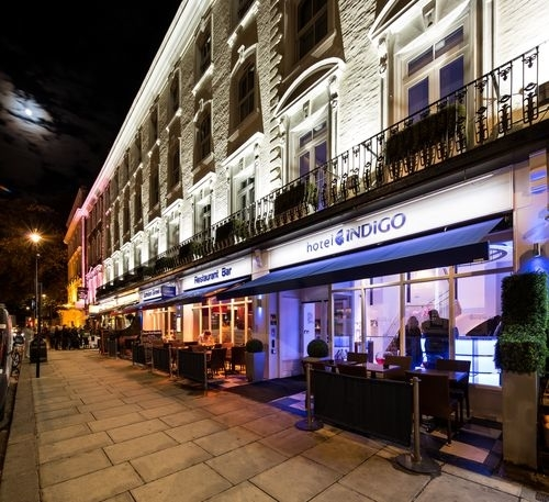 Details for hotel indigo london paddington in 12 to 20 for Boutique hotels london trivago