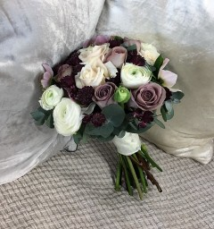 Vintage Bridal Bouquet