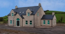 New House Build Dungannon Tyrone