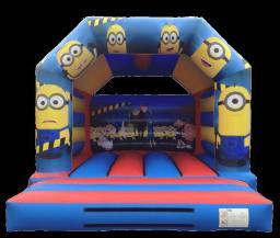 12.5 x 16ft Minions Bouncy Castle