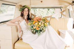 Buttercup Bus - wedding VW campervan hire