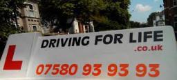 Driving lessons Nottingham drivingforlife.co.uk
