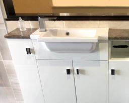 Blocked Bathroom Sink in Leeds