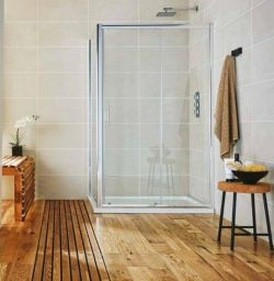 EASY CLEAN SHOWER ENCLOSURES ANY SIZE