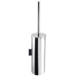Wall Mounted toilet brush and holder - Hanging WC Set - Stainless Steel, High Quality