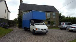 House Removals Hull in Pembrokeshire