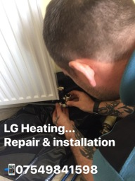 Central heating repair in Huthwaite
