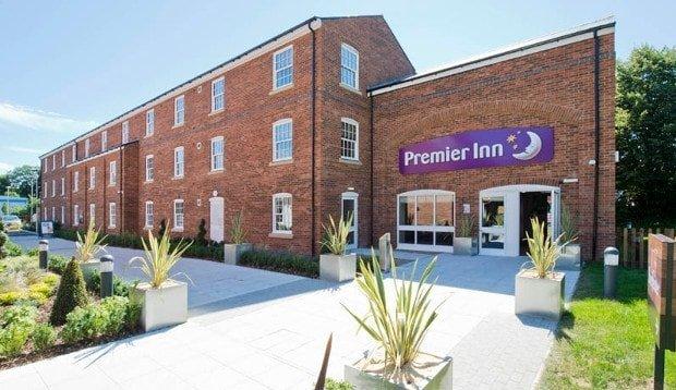 Hotel Guildford Premier Inn