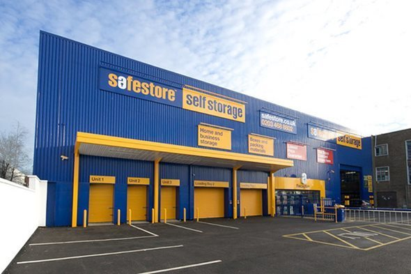 Details for Safestore Self Storage Enfield in 760 Great ...