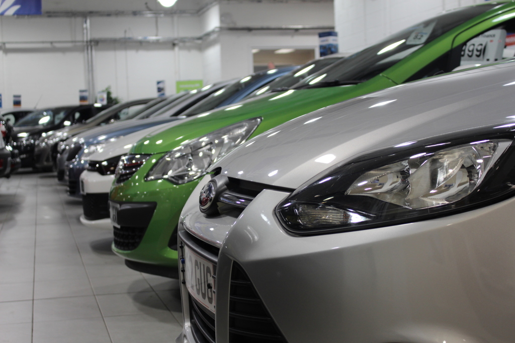 Used Car Dealers Manchester Area