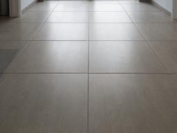 Grey Hallway Tiles