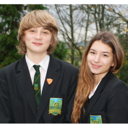 Greenfields Independent Day and Boarding School, upper seniors