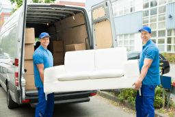man with a van at deliveryd2d.com