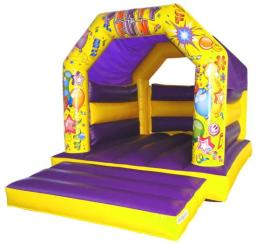 11 x 15ft Party Fun Bouncy Castle