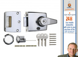 Security Cylinder lock