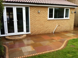 Extension & Patio. Broxbourne