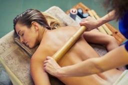Hot Bamboo Massage Leeds