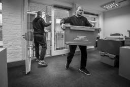 office removals in london