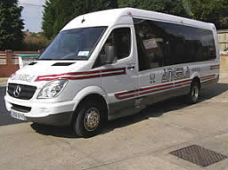 15 seater coach