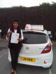Driving schools Nottingham reviews