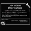 JSK Motor Maintenance