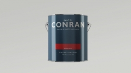 Paint By Conran 2 5ltr Front