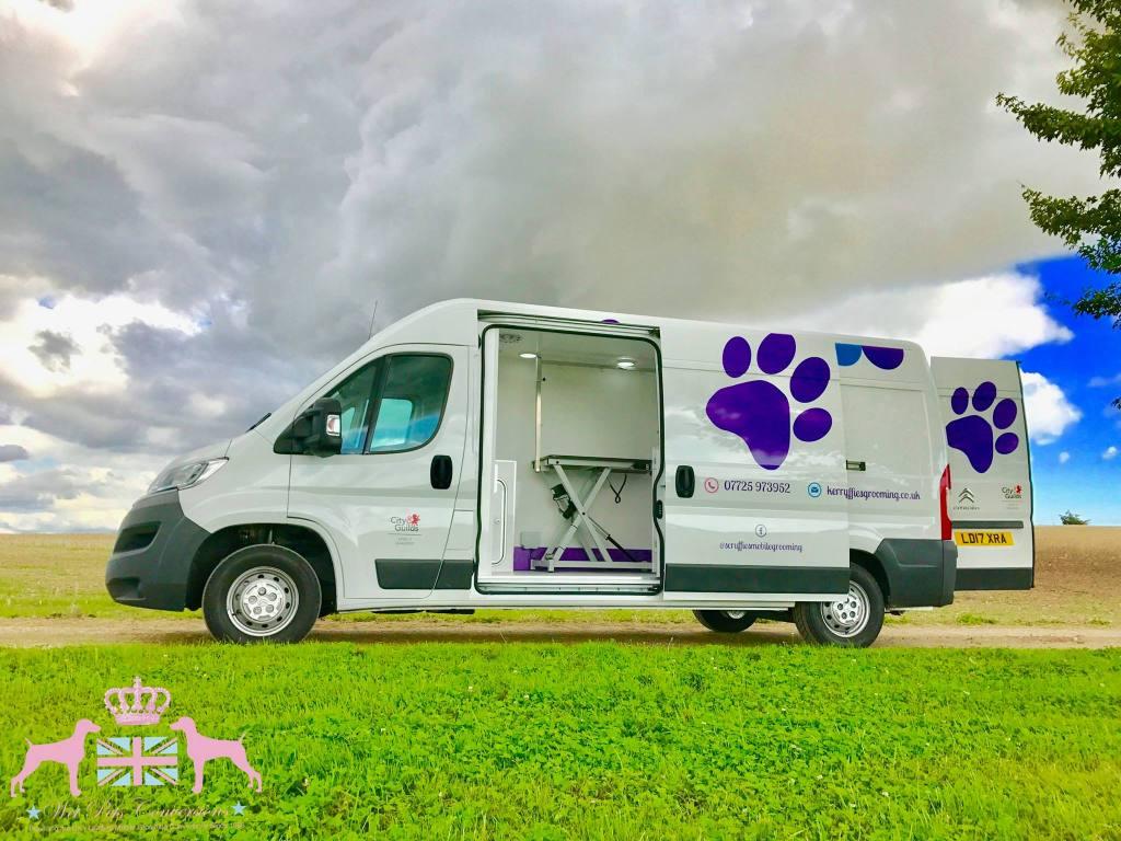 Dog Grooming Van Insurance Uk