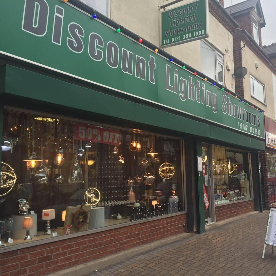 Lighting Shops Near Erdington