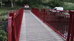 painting bridge