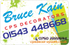 BRUCE KAIN DECORATORS