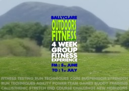 Ballyclare outdoors fitness course six mile water