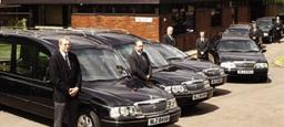 A & J Morriss Funeral Fleet