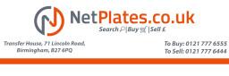 NetPlates.co.uk Branding