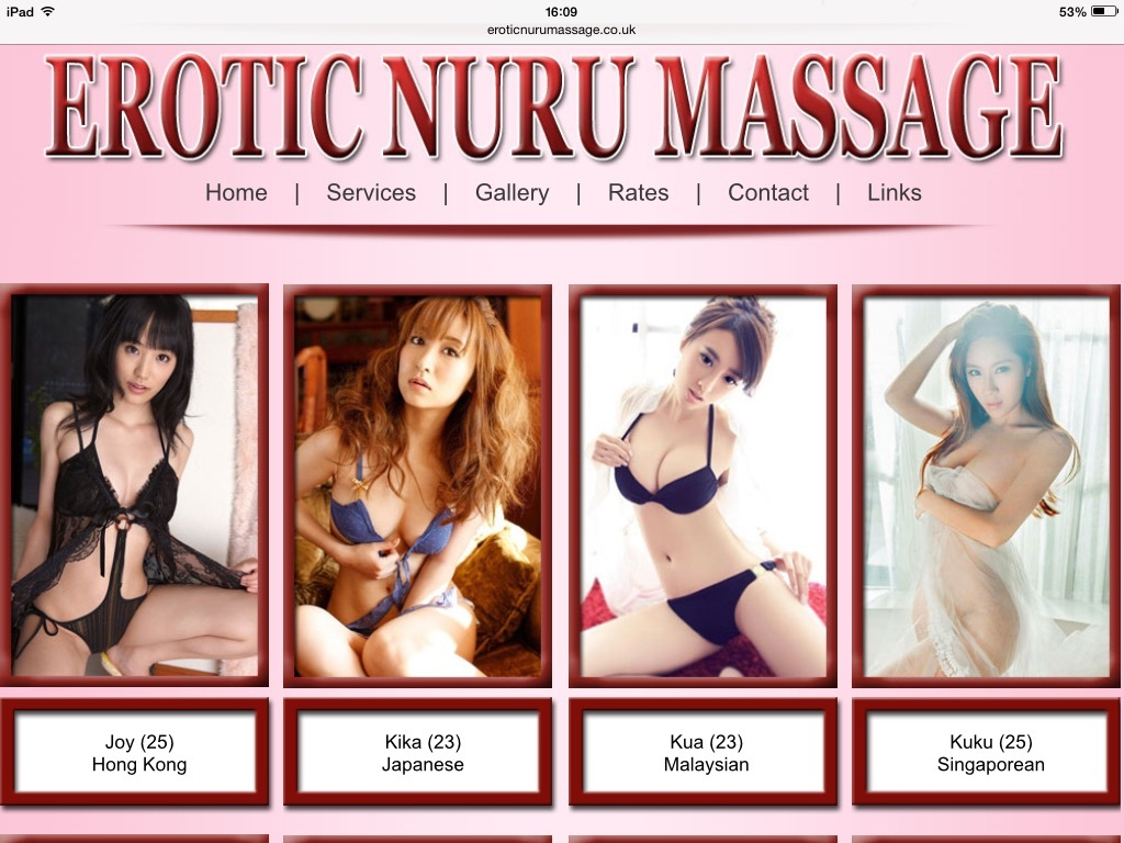 The entire erotic massage in hampton court ist ziemlich