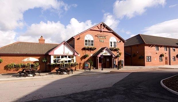 Premier Inn Near Blackpool Pleasure Beach