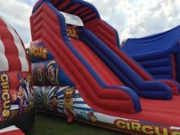 Circus mega slide