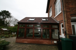 Conservatory Roof Replacement West Midlands