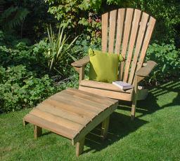 Saratoga garden chair