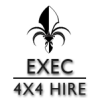 EXEC 4X4 HIRE