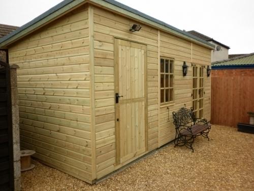 Regal Garden Buildings Helpringham