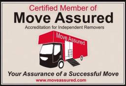 Removals Hull are proud members of Move Assuresd