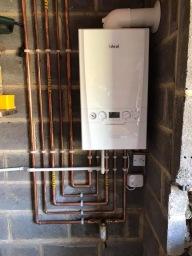 Boiler installed in Nottingham
