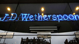 JD Weatherspoon Fitout