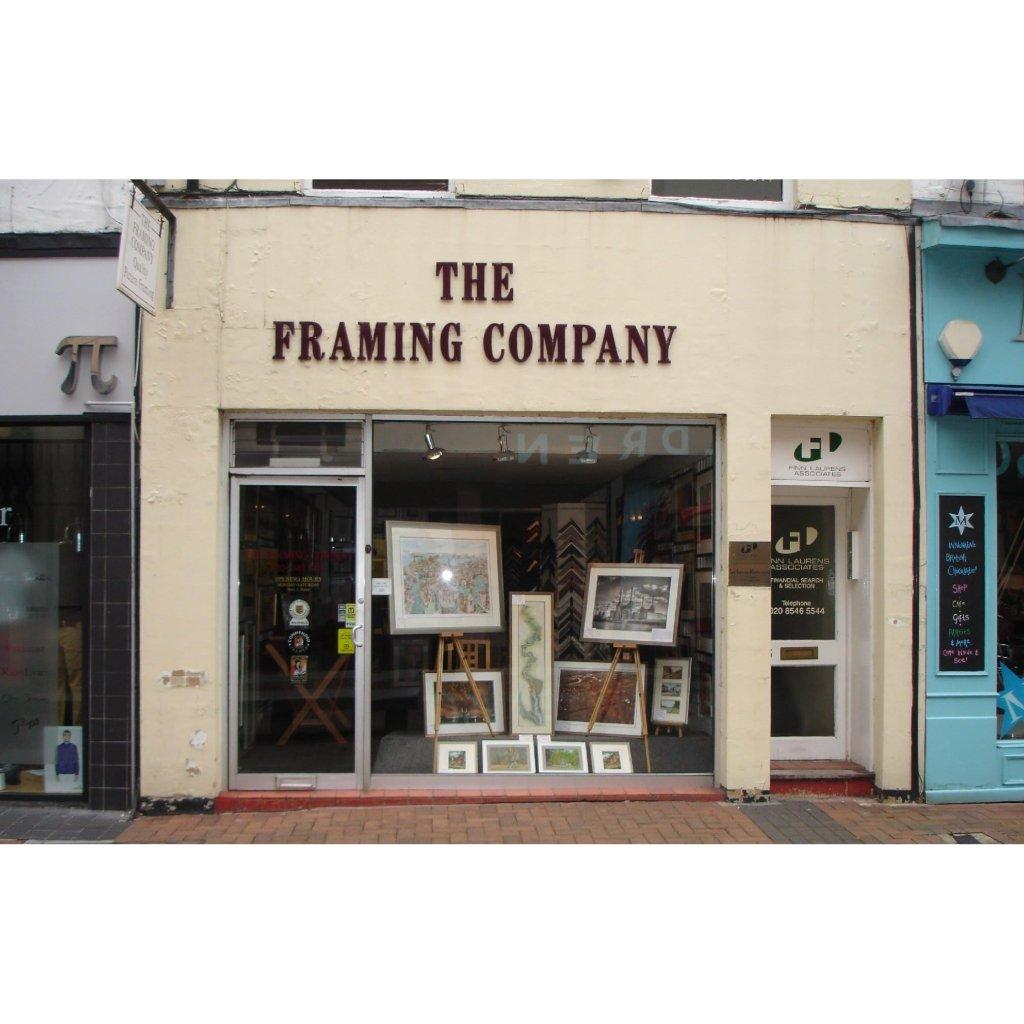 The Framing Company, 6, Fife Rd, Kingston Upon Thames, KT1 1SZ