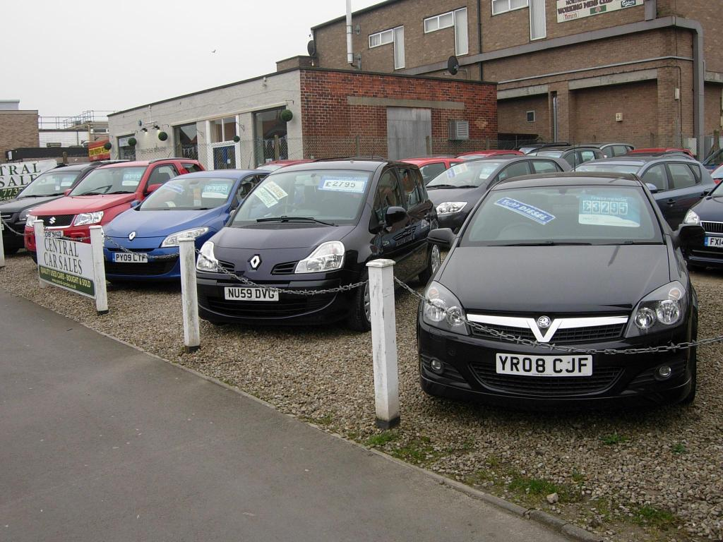 Central Car Sales Northallerton Reviews