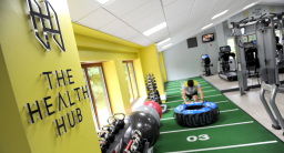 The Health Hub Gym